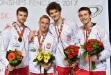 Siedem medali dla Polski podczas MME w szermierce
