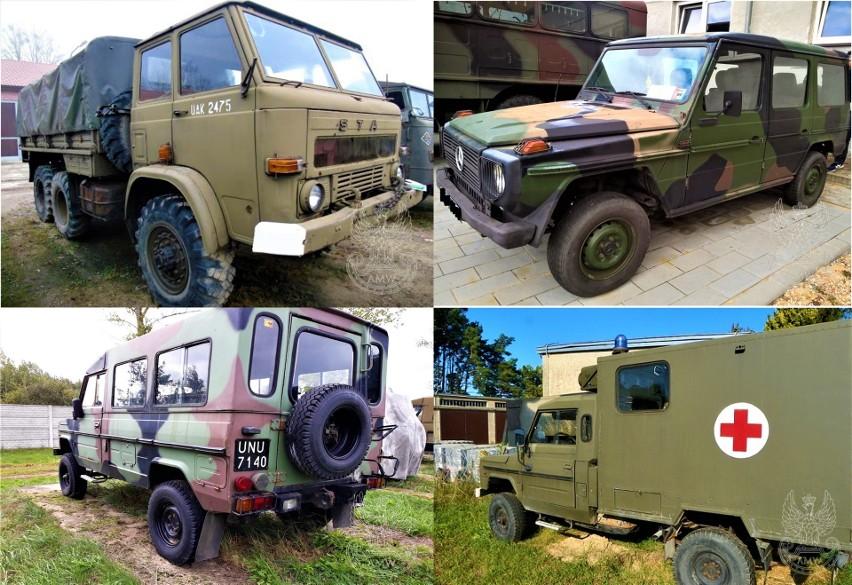 Wojsko sprzedaje swój sprzęt. Takie przetargi to gratka dla miłośników wojskowych hitów z demobilu!PRZEJDŹ DO GALERII ZDJĘĆ Z ICH OPISEM