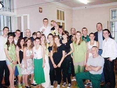 Zespół teatralny DDK. Fot. Archiwum DDK