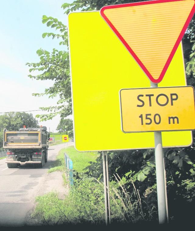 Na skrzyżowaniu w Syryni często dochodzi do wypadków