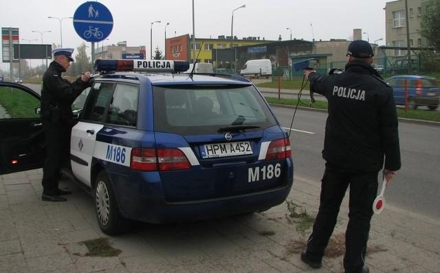 Po zmianach policjanci będą przyznawali większość ilość punktów karnych.