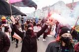 Manifa we Wrocławiu. Kobiety przeszły ulicami miasta [ZDJĘCIA]