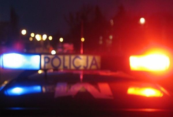 Policja ustaliła, ze pijany 26-latek był poszukiwany listem gończym