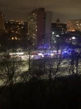Mężczyzna wypadł z okna przy Kamiennej we Wrocławiu. Co się stało?