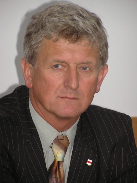 Wojciech Chodkowski - inicjator powstania pomnika