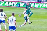 Śląsk Wrocław - Stal Mielec 1:1. Zwycięski remis. Śląsk Wrocław zagra w pucharach! (Skrót, bramki, gole, wideo, zdjęcia)