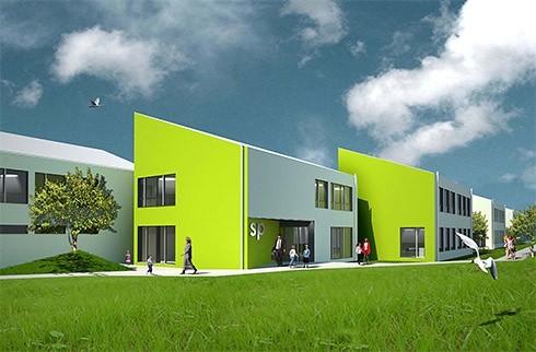 Tak wygląda szkoła energooszczędna w Chotomowie