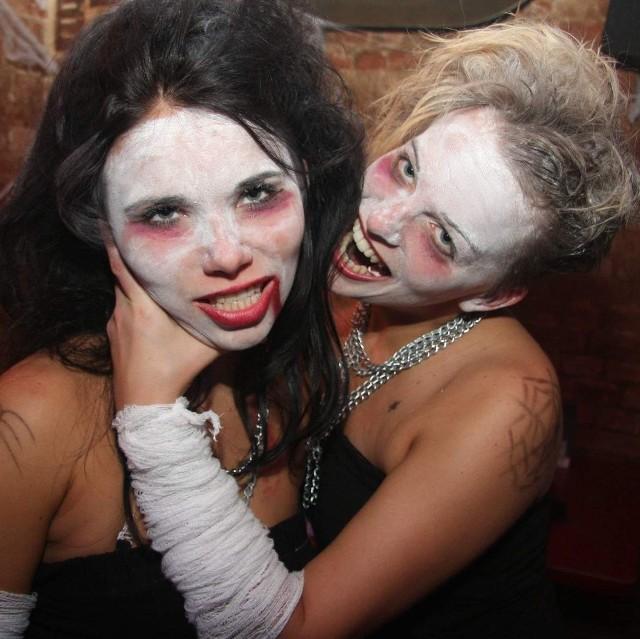 Halloween 2008 w Aqarium w Opolu.