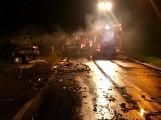 Wypadek pod Obornikami: Kierowca bmw był pod wpływem alkoholu [NOWE FAKTY]