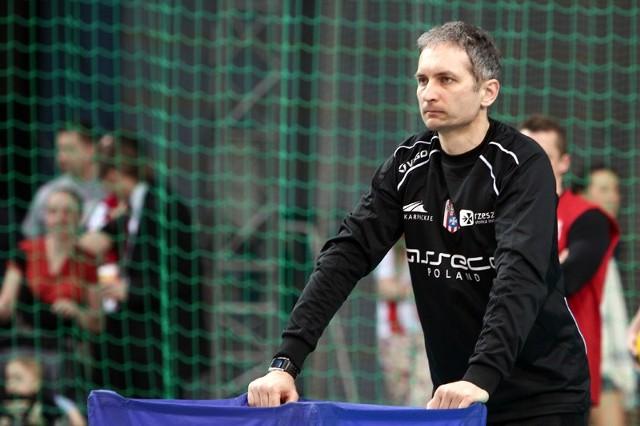 Andrzej Kowal przez następne dwa lata poprowadzi Asseco Resovię.