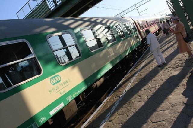 W najbliższą niedzielę zmieni się również rozkład pociągów dalekobieżnych