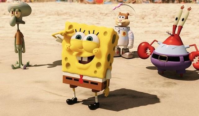 Spongebob opowiada o przygodach gąbki morskiej.