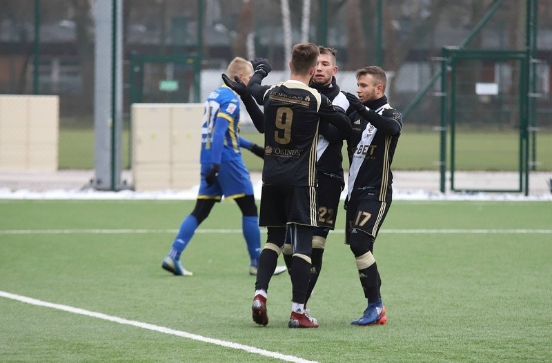 Łukasz Sekulski, piłkarz ŁKS: Na sukces nie pracuje jeden zawodnik