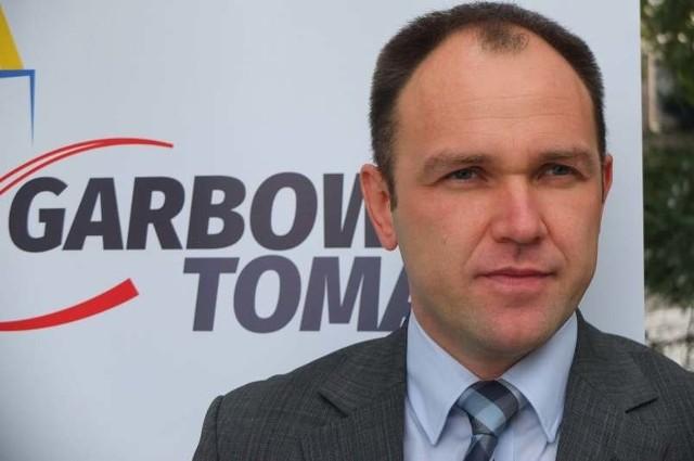- Życzę powodzenia panu Pilcowi, teraz walczę sam - mówi Garbowski.