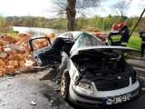 Dziewczyna nie żyje. Sprawca wypadku z Mirostowic Dolnych pójdzie siedzieć. Jaki jest wyrok w sprawie 22-latka?