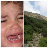"""Płacz i ból na szlakach górskich. Wakacje w Tatrach to koszmar dla dzieci? """"Rodzice fundują im traumę!"""" [komentarz ekspertki]"""