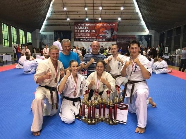 Reprezentacja Opola na mistrzostwach Polski