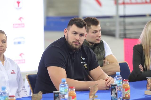 Konrad Bukowiecki wygrał konkurs pchnięcia kulą