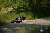 W Złotopolu zginął 53-latek z Torunia. Tragedia na drodze krajowej nr 10