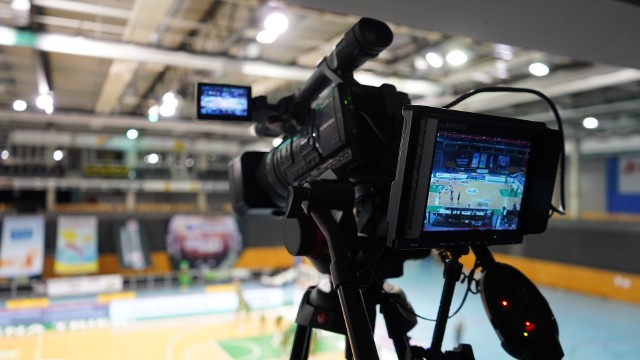 Kamery są już na wszystkich większych imprezach sportowych