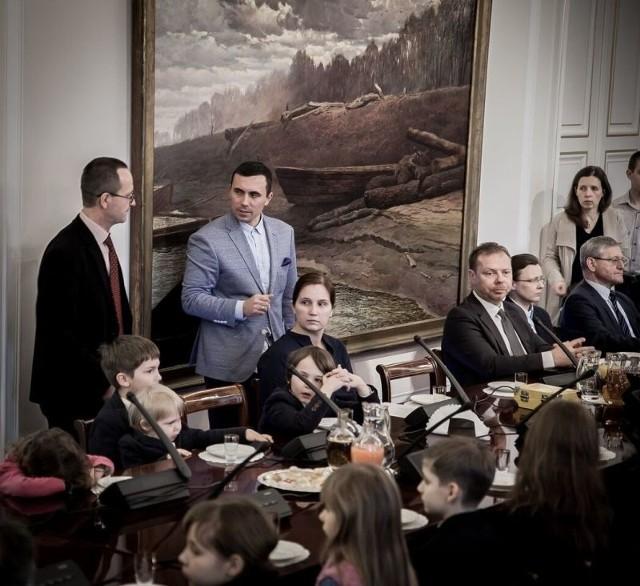 Ustawa Zakrzewskiego o edukacji domowej konsultowana w Belwederze