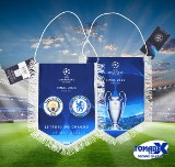 Finał Ligi Mistrzów: Manchester City - Chelsea z firmą Tomadex z Aleksandrowa