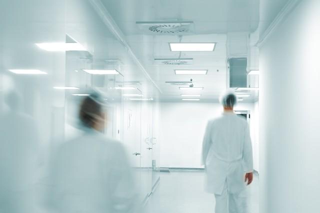 spotykasz się z lekarzem, z którym pracujesz
