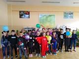 Zabawa karnawałowa w Szkole Podstawowej numer 4 w Jędrzejowie. Było wesoło i kolorowo (ZDJĘCIA)