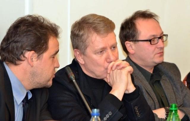Marek Żydowicz mówił, że Bydgoszcz jest zainteresowana zrobionym dla Łodzi projektem budynku festiwalowego autorstwa Franka Gehryego.