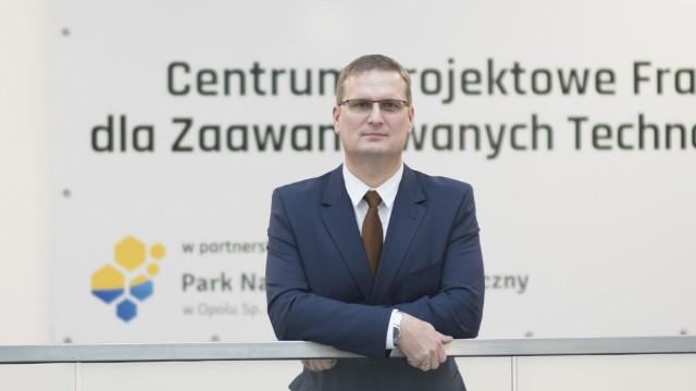 Jarosław Mamala, prezes Parku Naukowo-Technologicznego w Opolu i profesor Politechniki Opolskiej.