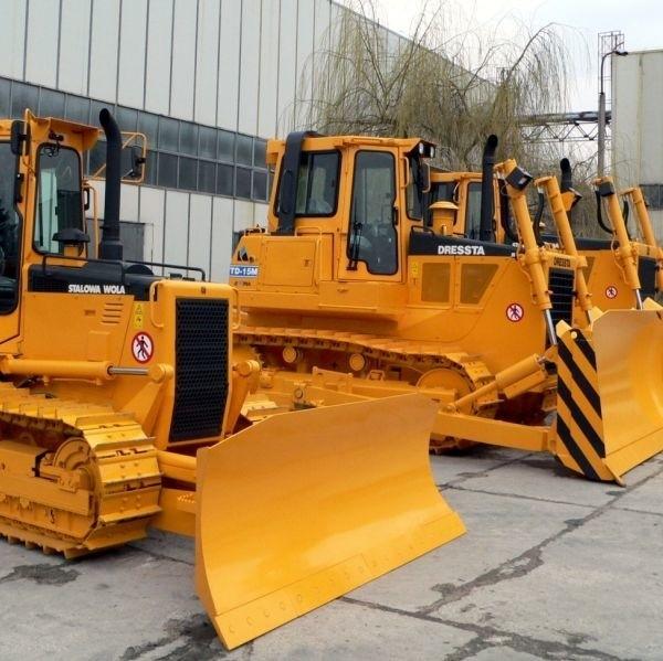 Z Huty Stalowa Wola wysyłane są w świat duże ilości maszyn. Terminal ułatwiłby transport maszyn koleją.