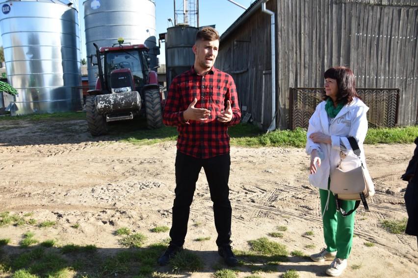 Powierzchnia gospodarstwa - 96 ha, w tym grunty własne...