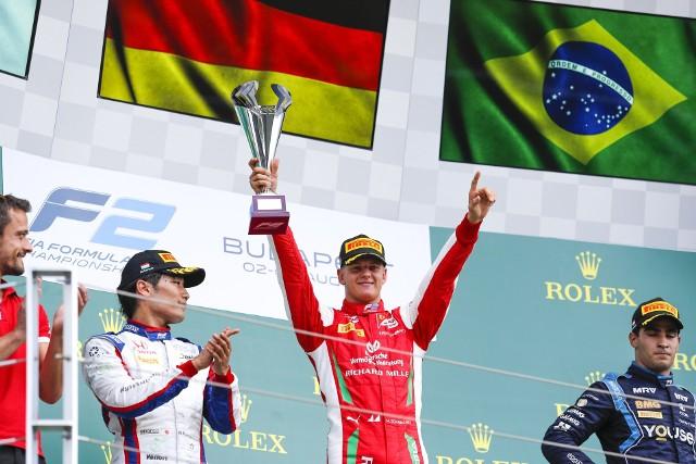 Mick Schumacher kierowcą Haasa w sezonie 2021!