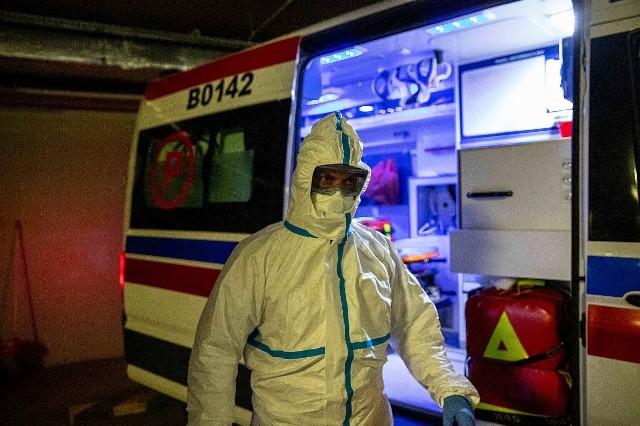 Dwa kolejne zgony z powodu COVID-19 w Podlaskiem. 57 nowych zakażeń.