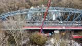 Toruń. Od soboty 20 marca zmiany w organizacji ruchu na moście Piłsudskiego. Z Podgórza najpierw środkowym pasem