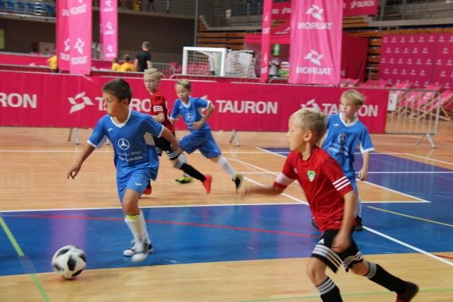 TAURON Energetyczny Junior Cup - turniej eliminacyjny w Dąbrowie Górniczej