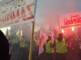 """""""Solidarność"""" protestuje w Luksemburgu ws. Turowa. Są przedstawiciele Lubuskiego"""