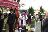 Paweł Czerniak został pochowany na cmentarzu w Lubsku. Strażak z komendy w Żarach zginął w tragicznym wypadku