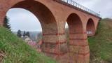 Nie, to nie jest akwedukt. Nie, nie jest to też most w górach. To zabytek techniki z Łagowa