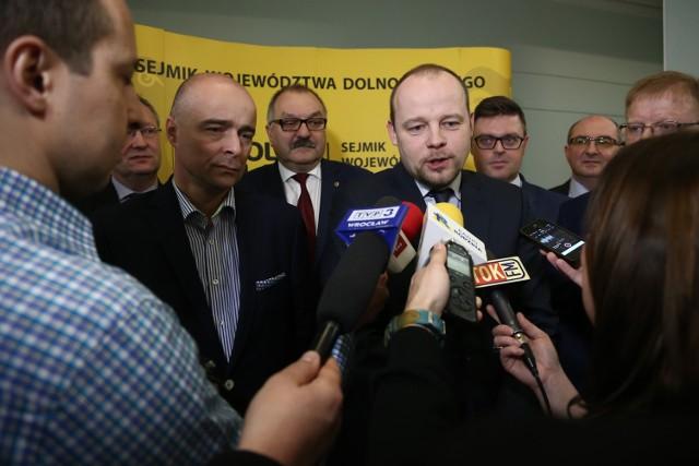 Do pierwszej zmiany koalicji w sejmiku doszło 31 marca