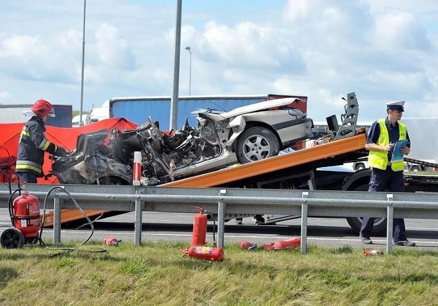 Kierowca z zarzutami za tragiczny wypadek na S3