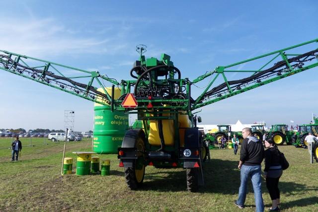 Rolnicy chętnie inwestują w maszyny, dlatego najchętniej składali wnioski w obszarze D