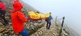 """Zdarzenie z dużą ilością poszkodowanych po uderzeniu pioruna w górach. Ćwiczenia ratownicze """"Piorun 2021"""""""