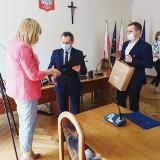 Burmistrz podpisał akt założycielski Chełmińskiej Społecznej Inicjatywy Mieszkaniowej