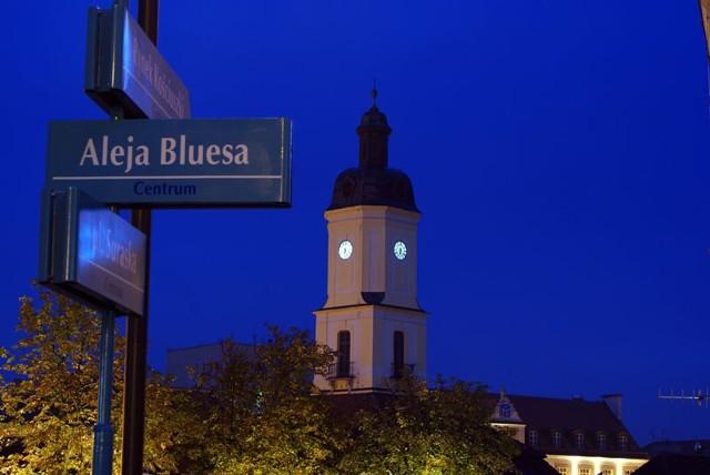 Aleja Bluesa - zdjecia przeslane przez naszego forumowicza.