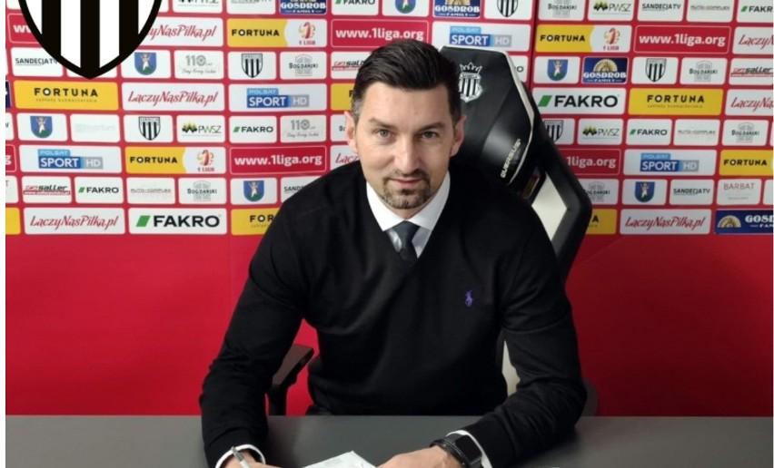 Dariusz Dudek (Sandecja)