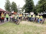 Odkrywali powiat włoszczowski na rajdzie rowerowym (ZDJĘCIA)