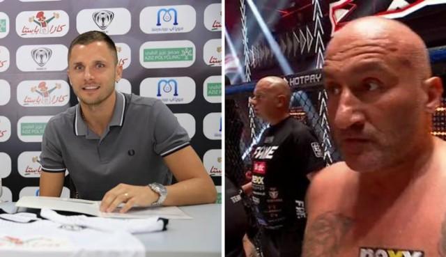 Polski piłkarz rzucił wyzwanie Marcinowi Najmanowi