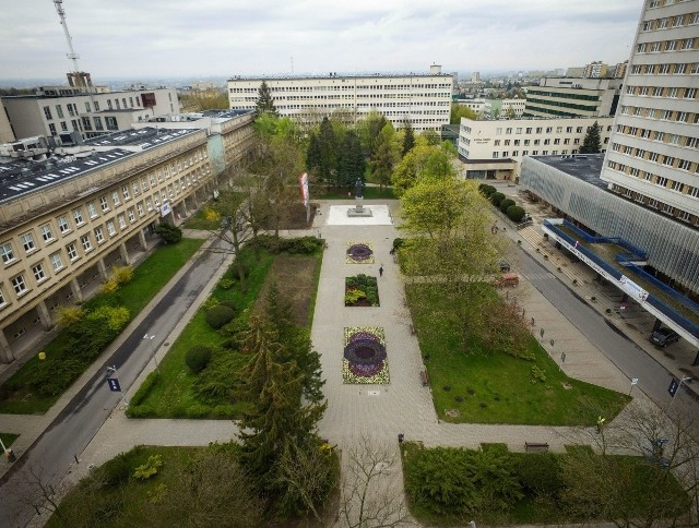 Plac Marii Curie-Skłodowskiej
