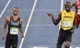 Rio 2016. Uśmiechnięty Bolt już w finale 200 m